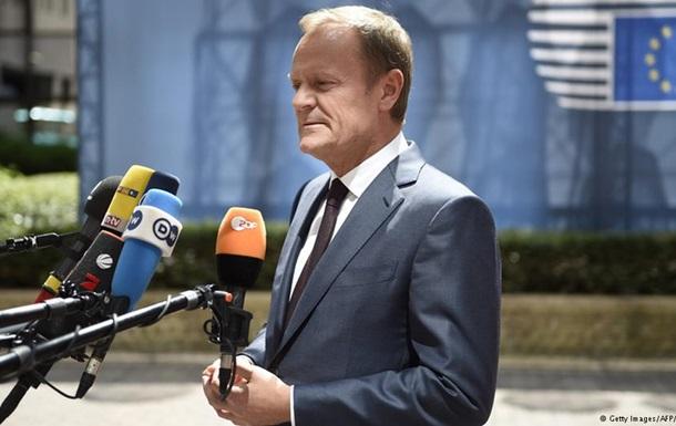 Туск: Дефолт Греции угрожает всей Европе