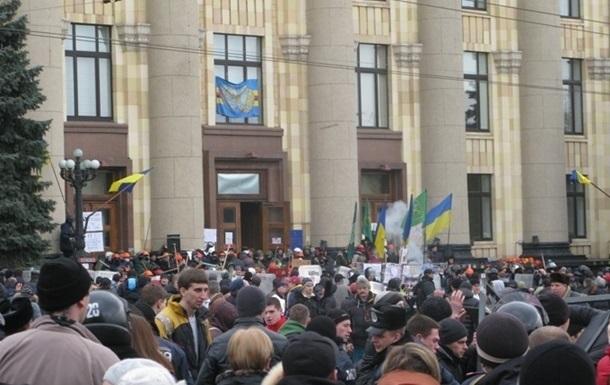 Харьковскую ОГА решили укрепить через год после штурма