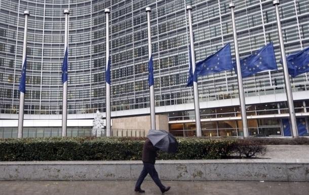 Еврокомиссия начинает выплаты Украине по новой программе помощи