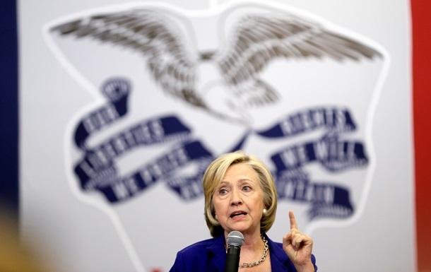 Кремль обвинил Хиллари Клинтон в голословности