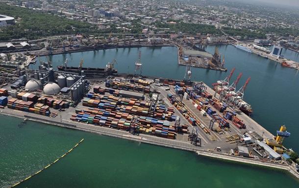 В СБУ просят проверить Одесский порт на коррупцию