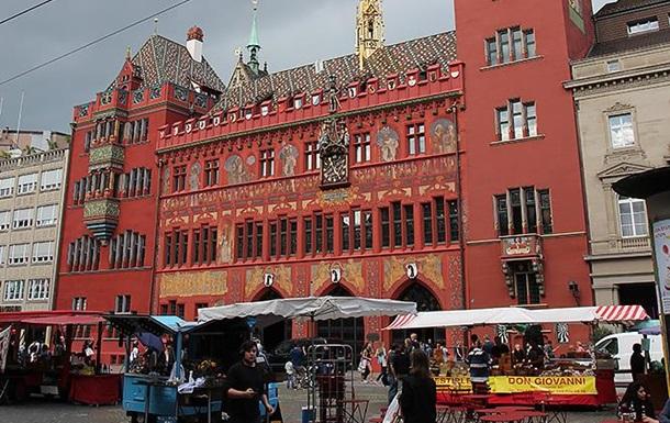 Уличный музыкант-виртуоз! Швейцария