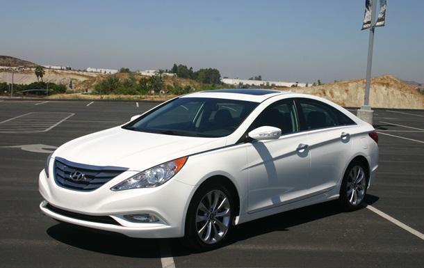 Hyundai отзывает почти 150 тысяч машин из-за ремней безопасности