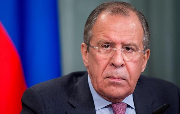 Лавров прокомментировал  антироссийскую  резолюцию ПА ОБСЕ