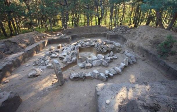 На Хортице археологи нашли захоронение III тысячелетия до нашей эры