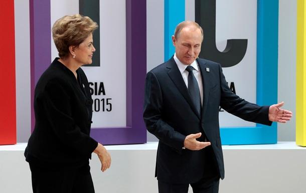 Путин дал президенту Бразилии  подробные разъяснения  по Украине