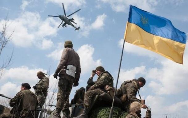 Война на Донбассе или драка у входа в казарму