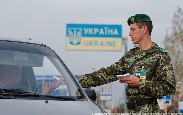 За полгода в Украину не пустили шесть тысяч россиян