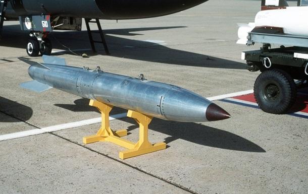 В США испытали новую ядерную бомбу