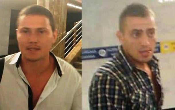 В Киеве двое неизвестных избили людей и скрылись в метро (ФОТО, ВИДЕО)