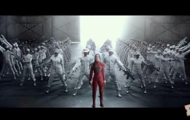 Вышел второй официальный трейлер заключительной части Голодных игр