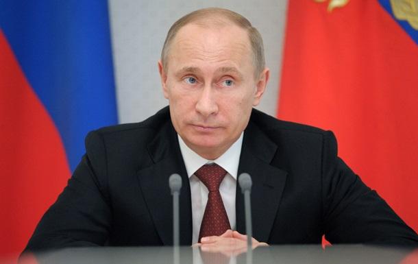 Путин настаивает на переговорах Киева с ЛДНР
