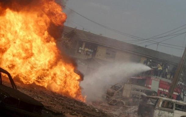 Взрыв нефтепровода в Нигерии: погибли 12 человек