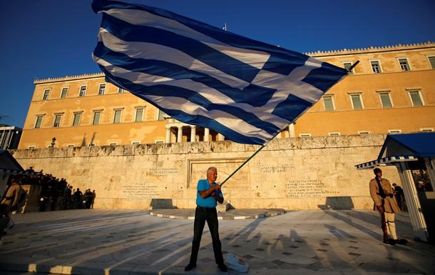 Официальные лица Греции уже отказываются признать госдолг страны