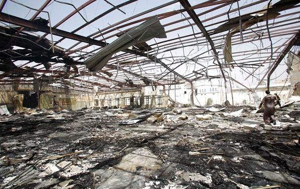 Гуманитарное перемирие в Йемене: коалиция уже бомбит столицу страны