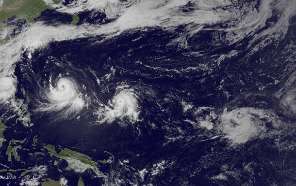 В Китае из-за приближения тайфуна эвакуировали 800 тысяч человек