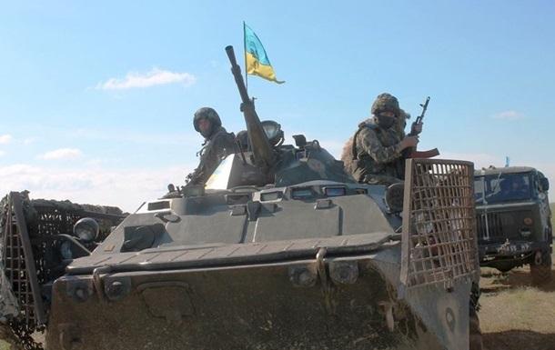 Сутки в АТО: обстрелы Донецка, бои в Песках и Горловке
