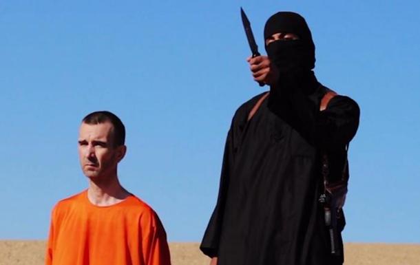 В Сети появилось видео казни пленного ИГИЛ в киностудии