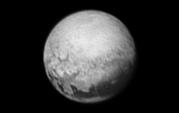 New Horizons обнаружил на Плутоне сложную геологию