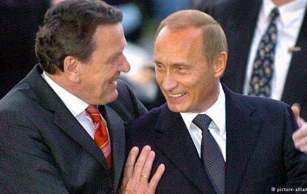 Bild: США шпионили за Шредером и после ухода с поста канцлера