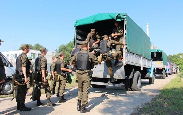 Батальон  Донбасс  призвал прекратить силовую операцию в Мукачево