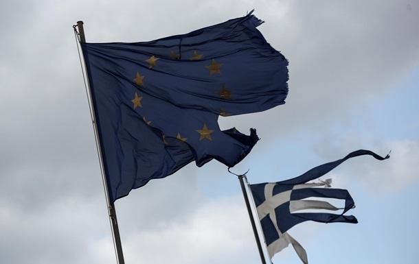 Еврогруппа рекомендует ЕС предложить Греции временный выход из еврозоны