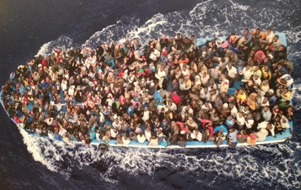 У берегов Италии спасли 809 нелегальных иммигрантов