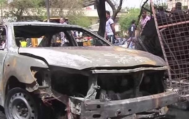 В Багдаде от серии взрывов погибли 29 человек