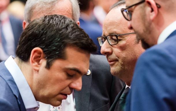 Грецию оставляют в еврозоне - СМИ