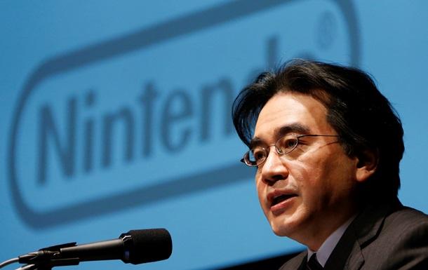 Умер президент компании Nintendo Сатору Ивата