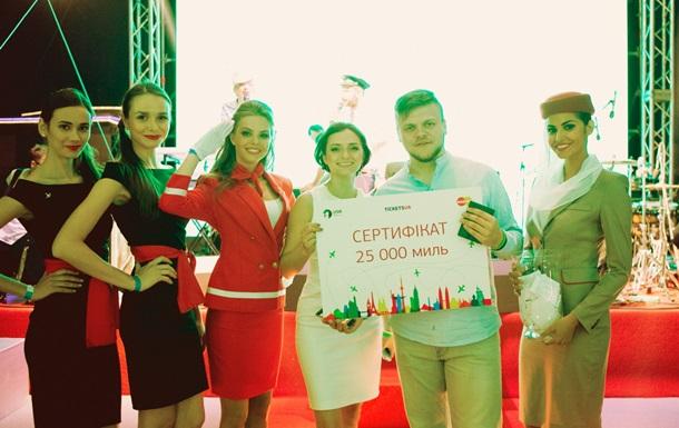 В Украине появилась банковая карта для путешественников  Усі Милі  от Юнион Стандард Банка
