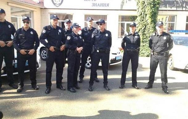 В Одессе появилась новая полиция