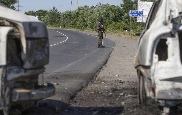 В МВД подтвердили, что бойцы Правого сектора отпустили захваченного ребенка