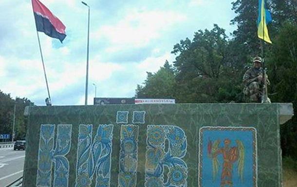 От стрельбы в Мукачево – к блокпостам под Киевом