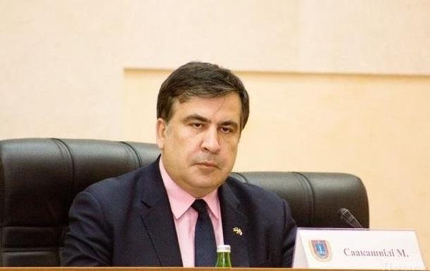 Саакашвили ликвидировал еще шесть управлений в Одесской ОГА