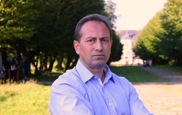 Порошенко уволил Томенко с должности внештатного советника