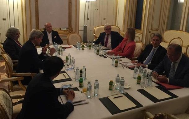 В Вене завершилась встреча глав МИД  шестерки  по Ирану
