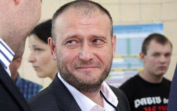 Хакеры  лишили  Яроша депутатской неприкосновенности