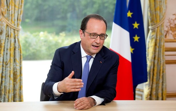 Олланд предложил создать парламент еврозоны