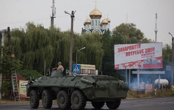 События в Мукачево - угроза превращения Украины в вариант ДНР?
