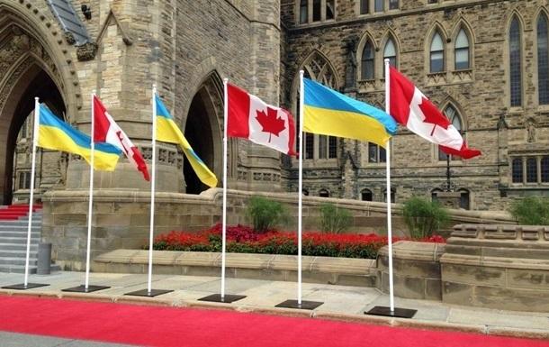 Украина стала ближе к созданию зоны свободной торговли с Канадой