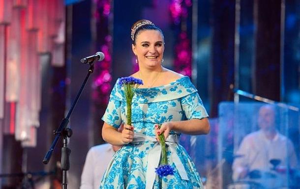 Ваенга спела на украинском языке и призналась в любви Украине