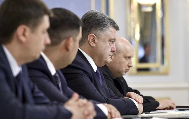 Порошенко отправился на Закарпатье совещаться с силовиками