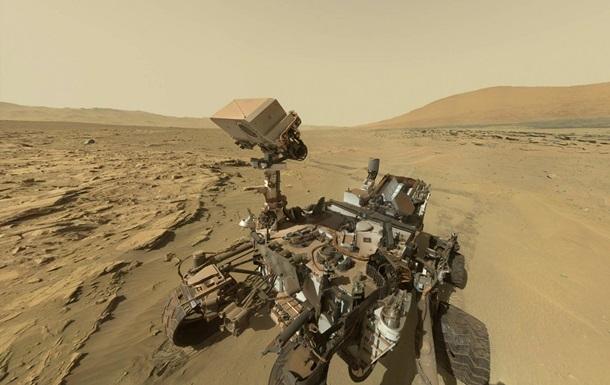 Curiosity нашел на Марсе следы континентальной коры