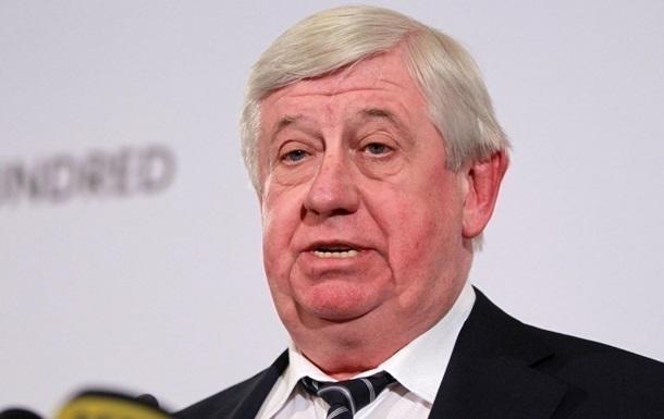 Антикоррупционный комитет рекомендует уволить Шокина