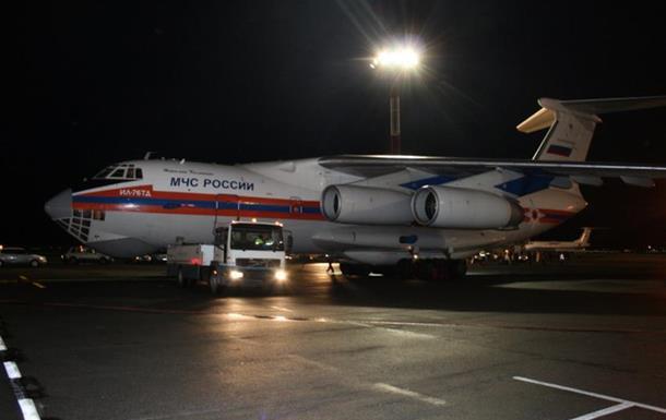 Самолеты МЧС РФ эвакуировали из Йемена 118 человек, в том числе и украинцев