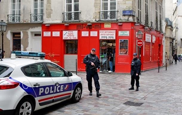 Во Франции предотвратили четыре теракта