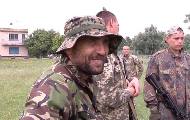 Инструкторы из Израиля проводят с пограничниками боевые тренинги