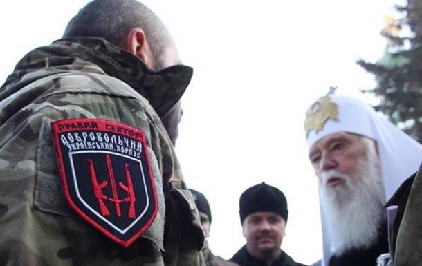 Воинствующий Патриарх Филарет примкнул к «партии войны»