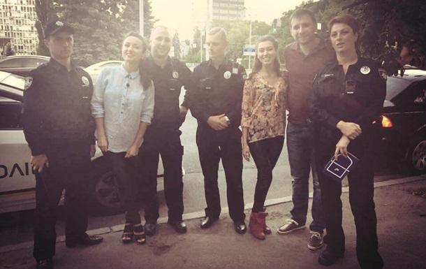 Парасюк прокомментировал штраф от полиции